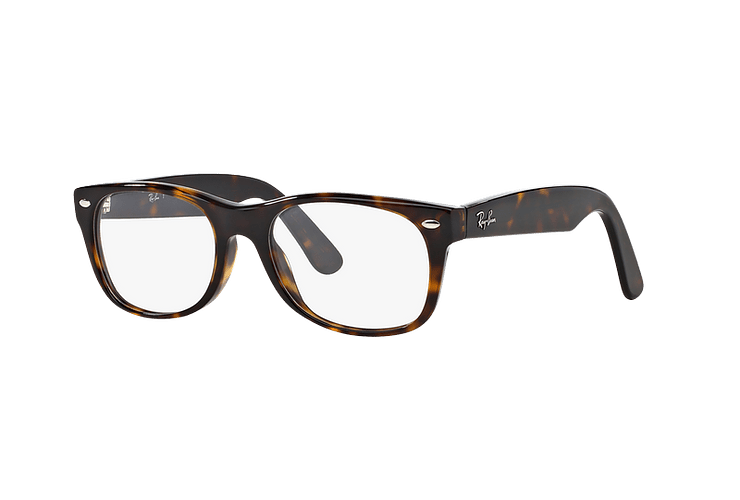 Armazón óptico Ray Ban New Wayfarer RX5184 Dark Havana cod. RX5184 2012 54 - Image 1