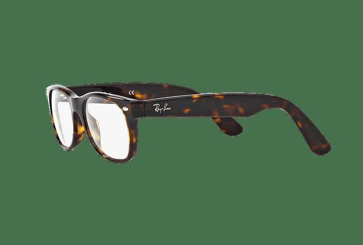 Armazón óptico Ray Ban New Wayfarer RX5184 Dark Havana cod. RX5184 2012 54 - Image 2