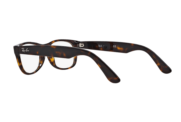 Armazón óptico Ray Ban New Wayfarer RX5184 Dark Havana cod. RX5184 2012 54 - Image 4