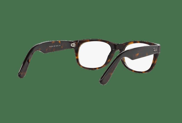 Armazón óptico Ray Ban New Wayfarer RX5184 Dark Havana cod. RX5184 2012 54 - Image 7