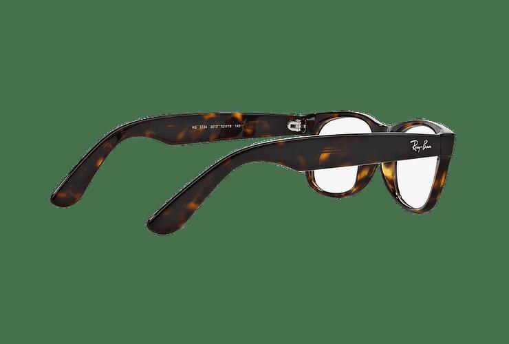 Armazón óptico Ray Ban New Wayfarer RX5184 Dark Havana cod. RX5184 2012 54 - Image 8