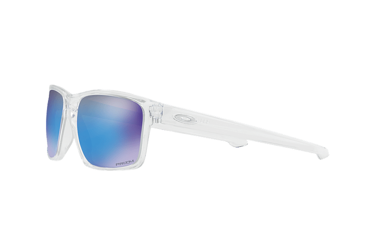 Oakley Sliver Polished Clear lente Sapphire PRIZM cod. OO9262-4757 - Image 2