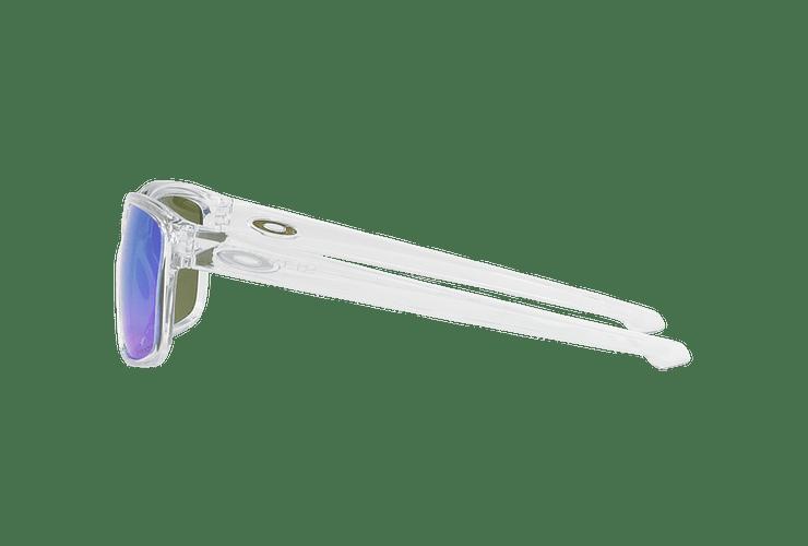 Oakley Sliver Polished Clear lente Sapphire PRIZM cod. OO9262-4757 - Image 3