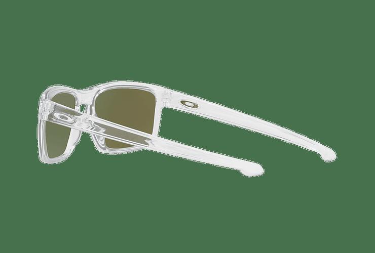 Oakley Sliver Polished Clear lente Sapphire PRIZM cod. OO9262-4757 - Image 4
