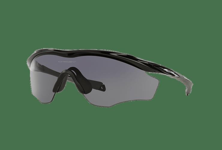 Oakley M2 Frame XL Polished Black lente Grey cod. OO9343-0145 - Image 1