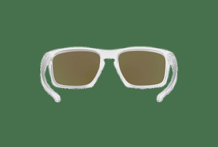 Oakley Sliver Polished Clear lente Sapphire PRIZM cod. OO9262-4757 - Image 6