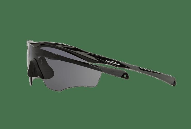 Oakley M2 Frame XL Polished Black lente Grey cod. OO9343-0145 - Image 2