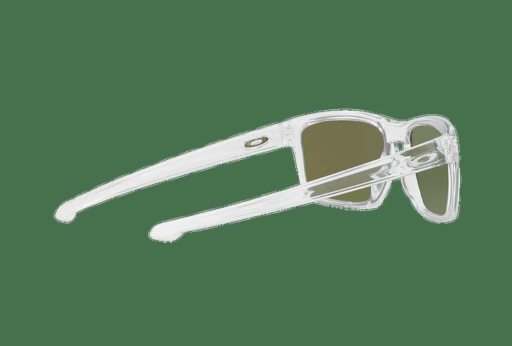 Oakley Sliver Polished Clear lente Sapphire PRIZM cod. OO9262-4757 - Image 8