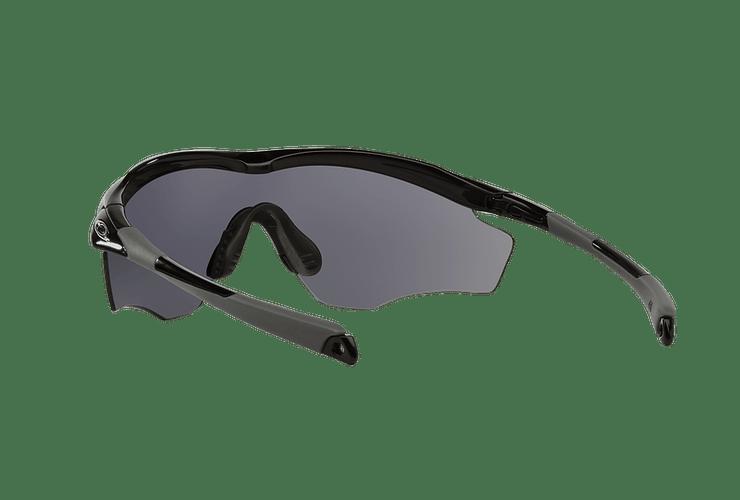 Oakley M2 Frame XL Polished Black lente Grey cod. OO9343-0145 - Image 5