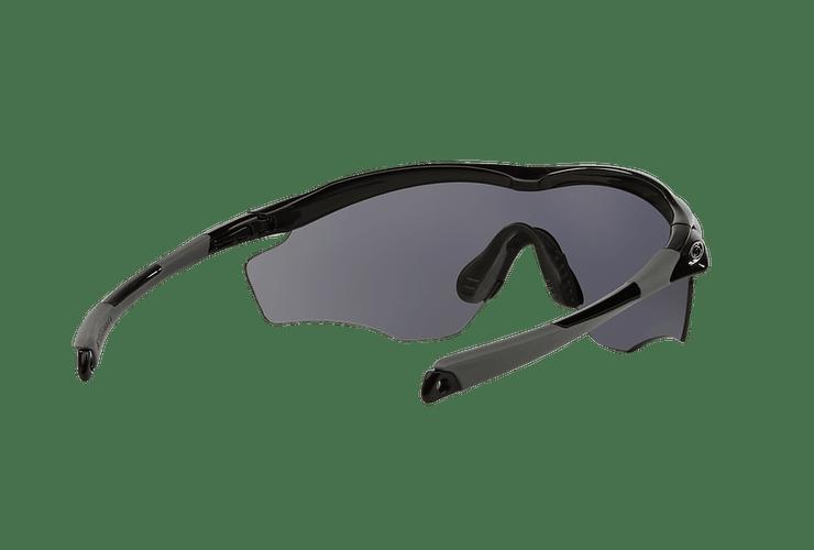 Oakley M2 Frame XL Polished Black lente Grey cod. OO9343-0145 - Image 7