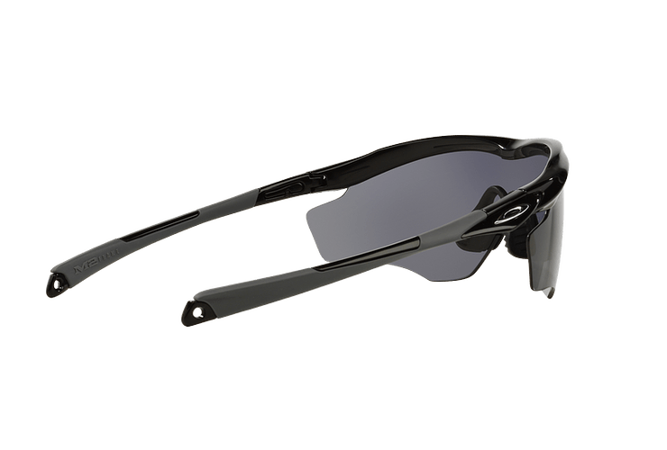 Oakley M2 Frame XL Polished Black lente Grey cod. OO9343-0145 - Image 8