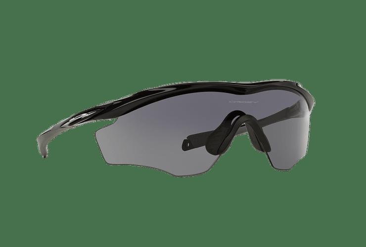 Oakley M2 Frame XL Polished Black lente Grey cod. OO9343-0145 - Image 11