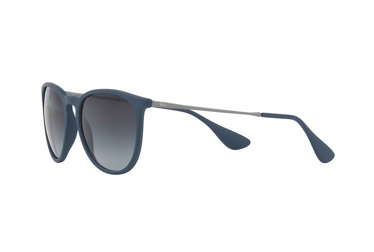 Ray Ban Erika Rubber Blue lente Grey Gradient cod. RB4171 60028G 54 - Image 2