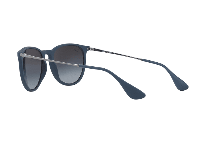 Ray Ban Erika Rubber Blue lente Grey Gradient cod. RB4171 60028G 54 - Image 4