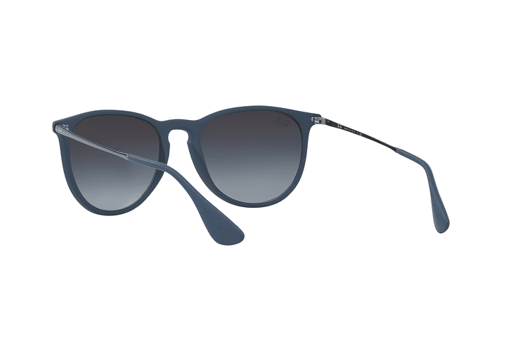 Ray-Ban Erika Rubber Blue lente Grey Gradient cod. RB4171 60028G 54 - Image 5