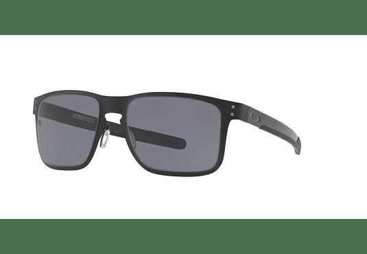 Oakley Holbrook Metal Matte Black lente Grey cod. OO4123-0155