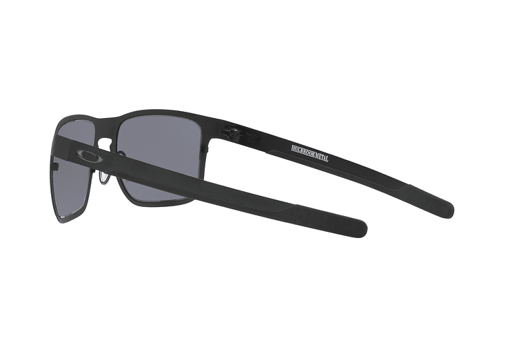 Oakley Holbrook Metal Matte Black lente Grey cod. OO4123-0155 - Image 4