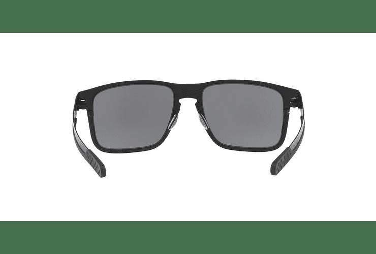 Oakley Holbrook Metal Matte Black lente Positive Red Iridium cod. OO4123-0255 - Image 6