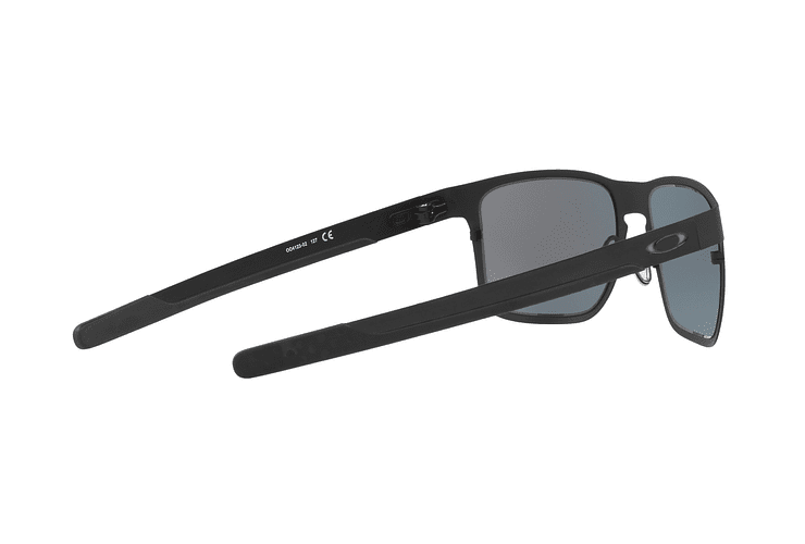 Oakley Holbrook Metal Matte Black lente Positive Red Iridium cod. OO4123-0255 - Image 8