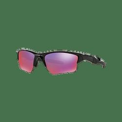 Oakley Half Jacket 2.0 XL Polished Black lente Positive Red Iridium Polarized Polarized cod. OO9154-2762