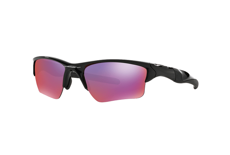 Oakley Half Jacket 2.0 XL Polished Black lente Positive Red Iridium Polarized Polarized cod. OO9154-2762 - Image 1