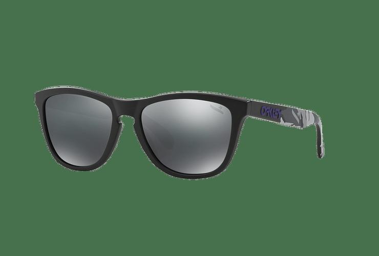 Oakley Frogskins Ed. Especial Infinite Hero Carbon lente Black Iridium cod. 24-420 - Image 1