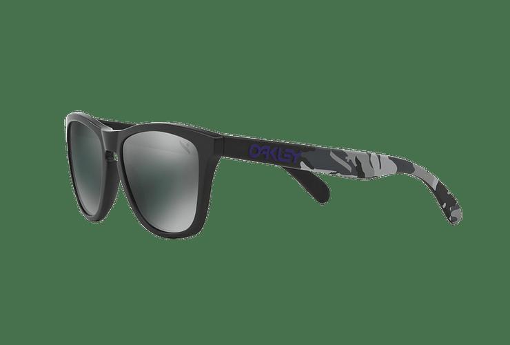 Oakley Frogskins Ed. Especial Infinite Hero Carbon lente Black Iridium cod. 24-420 - Image 2
