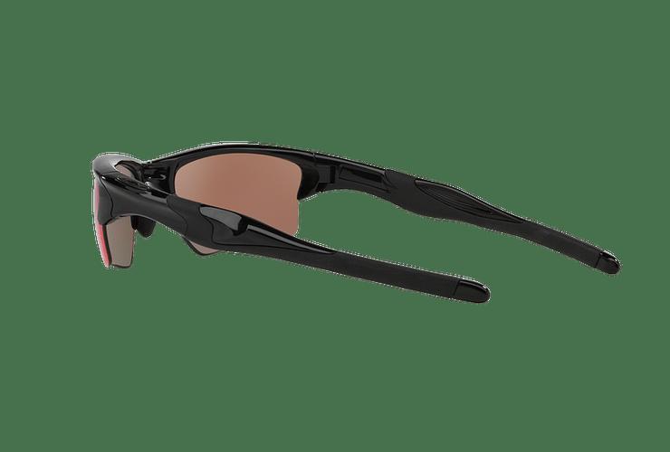 Oakley Half Jacket 2.0 XL Polished Black lente Positive Red Iridium Polarized Polarized cod. OO9154-2762 - Image 4