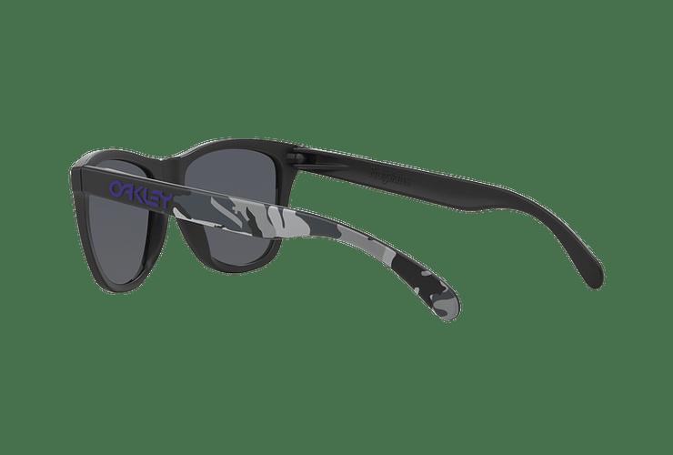 Oakley Frogskins Ed. Especial Infinite Hero Carbon lente Black Iridium cod. 24-420 - Image 4