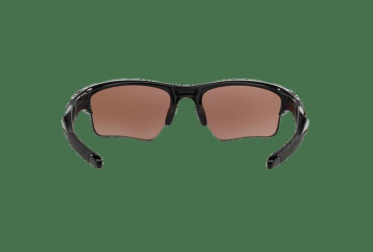 Oakley Half Jacket 2.0 XL Polished Black lente Positive Red Iridium Polarized Polarized cod. OO9154-2762 - Image 6