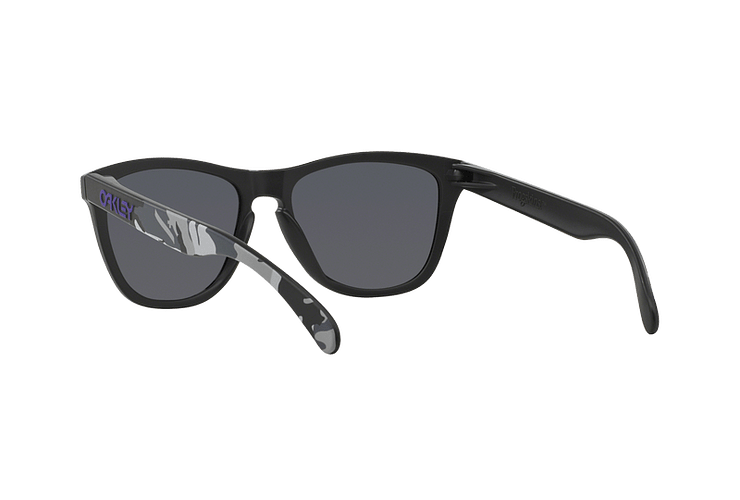 Oakley Frogskins Ed. Especial Infinite Hero Carbon lente Black Iridium cod. 24-420 - Image 5