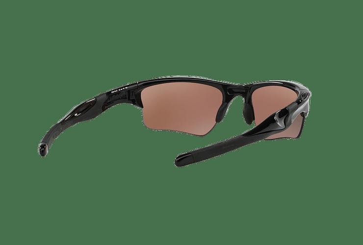 Oakley Half Jacket 2.0 XL Polished Black lente Positive Red Iridium Polarized Polarized cod. OO9154-2762 - Image 7