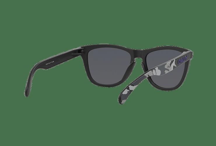 Oakley Frogskins Ed. Especial Infinite Hero Carbon lente Black Iridium cod. 24-420 - Image 7