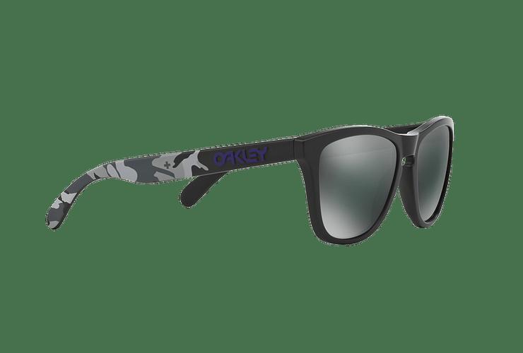 Oakley Frogskins Ed. Especial Infinite Hero Carbon lente Black Iridium cod. 24-420 - Image 10