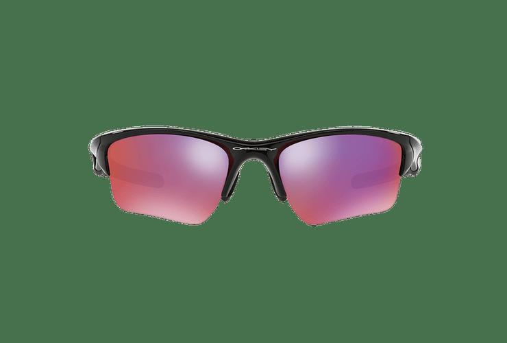 Oakley Half Jacket 2.0 XL Polished Black lente Positive Red Iridium Polarized Polarized cod. OO9154-2762 - Image 12