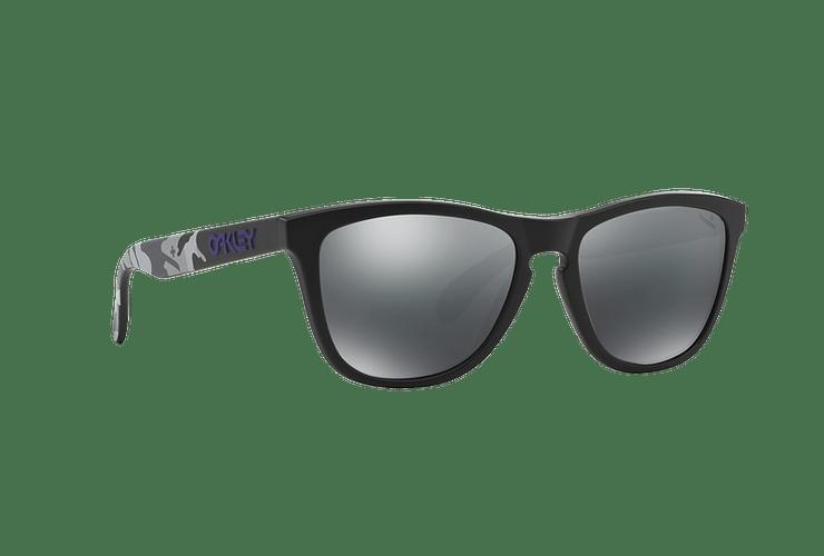 Oakley Frogskins Ed. Especial Infinite Hero Carbon lente Black Iridium cod. 24-420 - Image 11