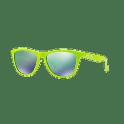 Oakley Frogskins Ed. Especial Fingerprint Retina Burn lente Jade Iridium cod. OO9013-5455