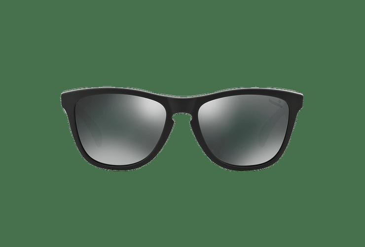 Oakley Frogskins Ed. Especial Infinite Hero Carbon lente Black Iridium cod. 24-420 - Image 12