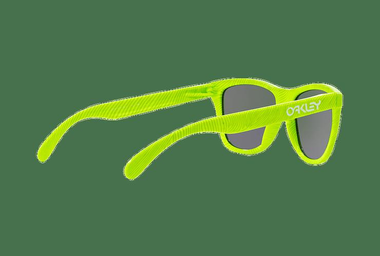 Oakley Frogskins Ed. Especial Fingerprint Retina Burn lente Jade Iridium cod. OO9013-5455 - Image 8
