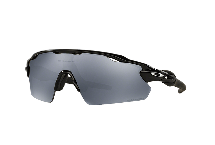 Oakley Radar Ev Pitch Polished Black lente Black Iridium Polarized cod. OO9211-0738 - Image 1