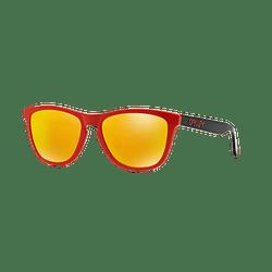 Oakley Frogskins Ed. Especial Heritage Red lente Fire Iridium cod. OO9013-3455