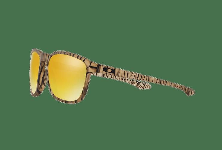 Oakley Enduro Ed. Especial Urban Jungle Matte Sepia lente 24K Iridium cod. OO9223-2755 - Image 2