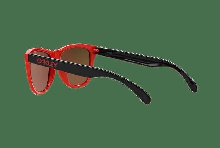 Oakley Frogskins Ed. Especial Heritage Red lente Fire Iridium cod. OO9013-3455 - Image 4