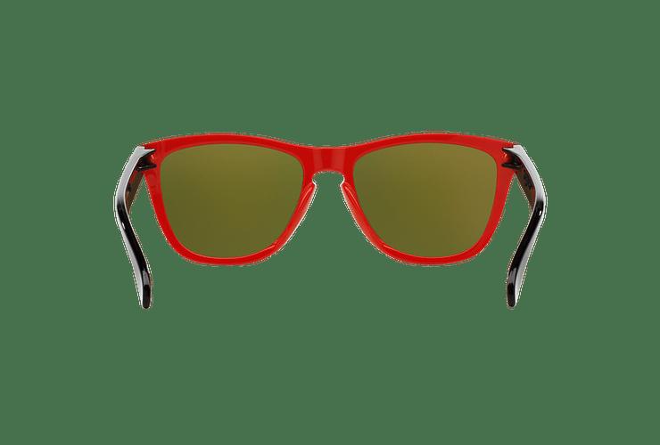 Oakley Frogskins Ed. Especial Heritage Red lente Fire Iridium cod. OO9013-3455 - Image 6