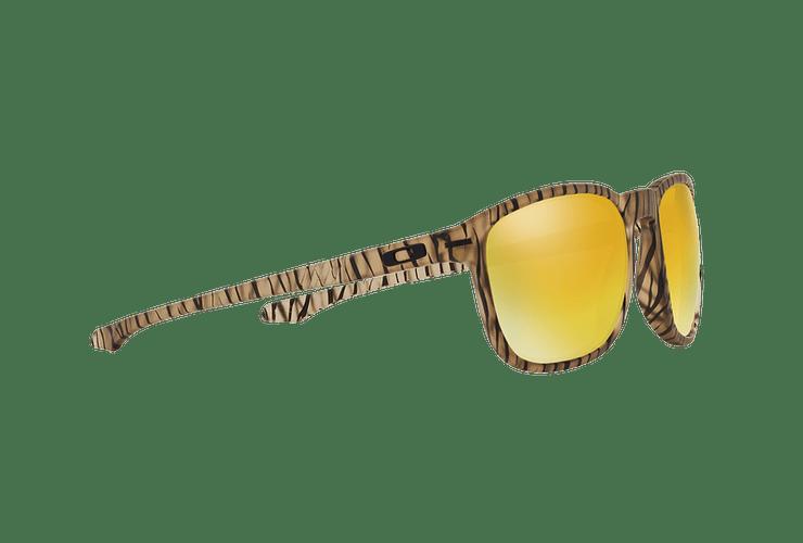 Oakley Enduro Ed. Especial Urban Jungle Matte Sepia lente 24K Iridium cod. OO9223-2755 - Image 10