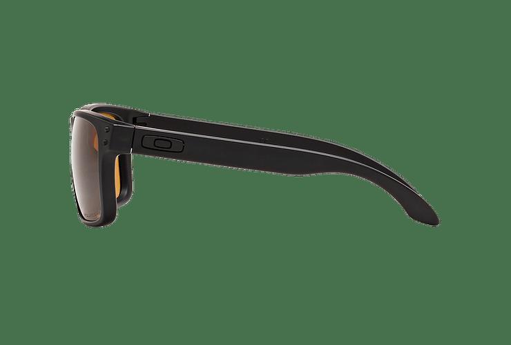 Oakley Holbrook Matte Black lente Bronze Polarized cod. OO9102-9855 - Image 3