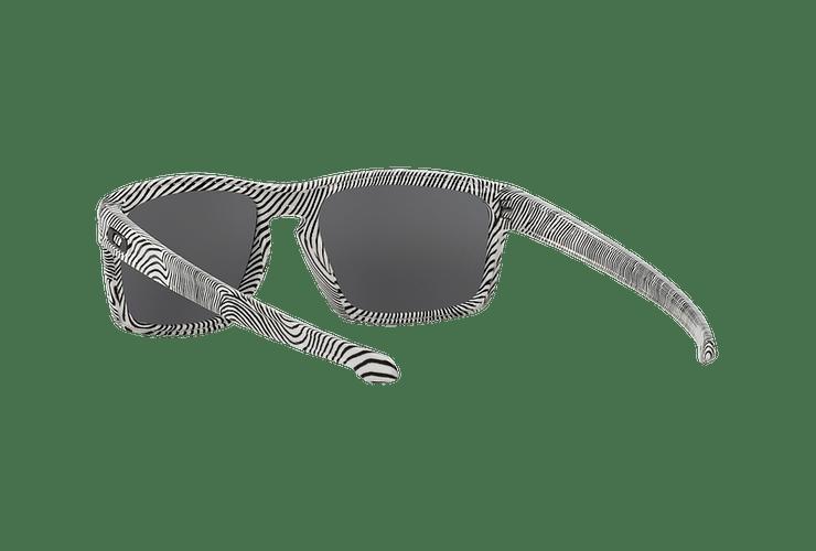 Oakley Sliver Ed. Especial Fingerprint White lente Black Iridium cod. OO9262-1557 - Image 5