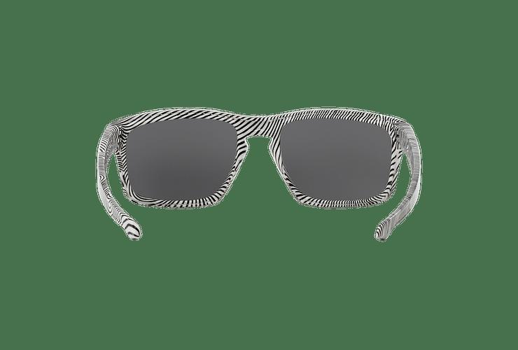 Oakley Sliver Ed. Especial Fingerprint White lente Black Iridium cod. OO9262-1557 - Image 6