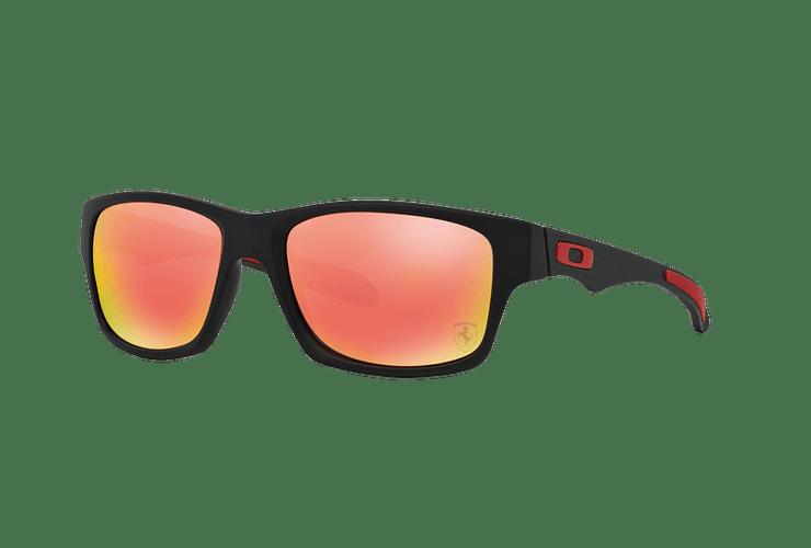 Oakley Jupiter Carbon Ed. Especial Ferrari Carbon lente Ruby Iridium Polarized cod. OO9220-06 - Image 1