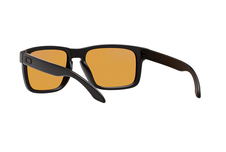 Oakley Holbrook Matte Black lente Bronze Polarized cod. OO9102-9855 - Image 5